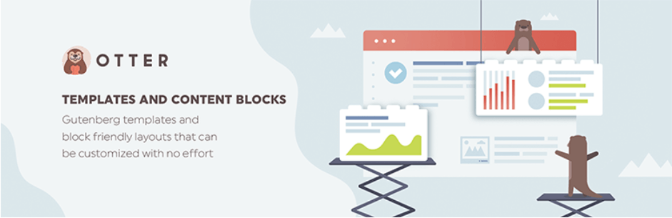 Otter  Gutenberg blocks plugin