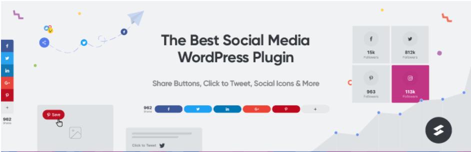 Social snap - best social sharing plugins