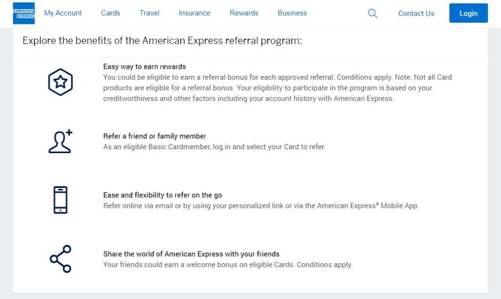 American Express Canada credit-card-affiliate-programs