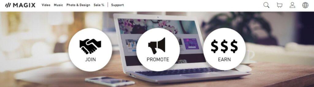 magix Music affiliate programs