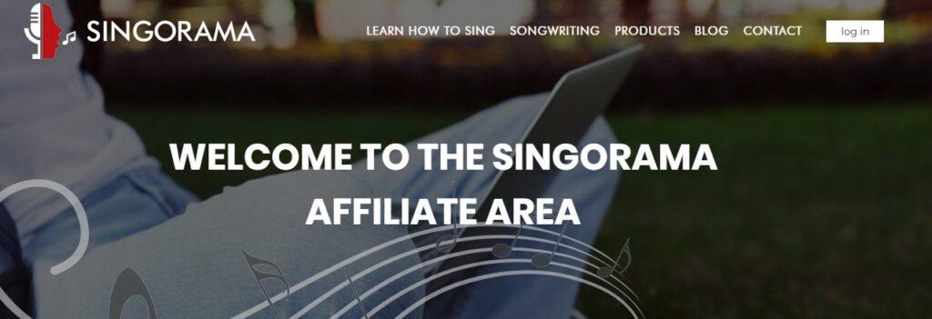 singorama Music affiliate programs
