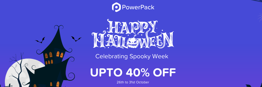 powerpack halloween deal 2020