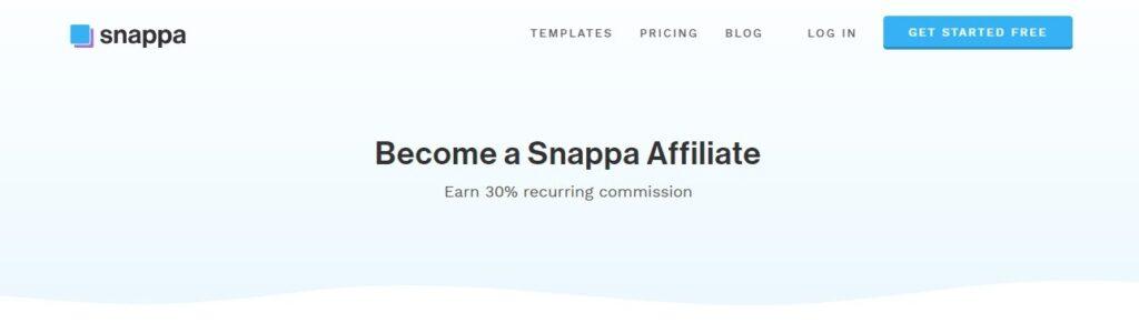 Snappa Affiliate Program